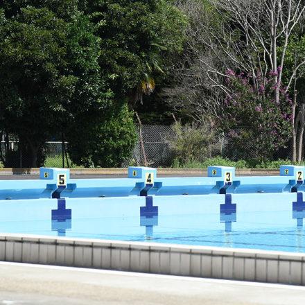 石川町プール