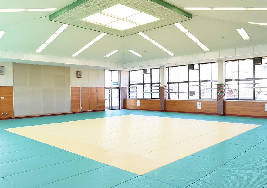 柔道場・剣道場